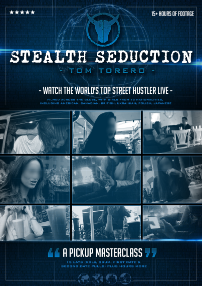stealth2 - Tom Torero - Stealth Seduction