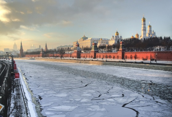 Moscow-River-Winter